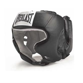 Everlast Amateur Boxing Head Gear with Cheeks
